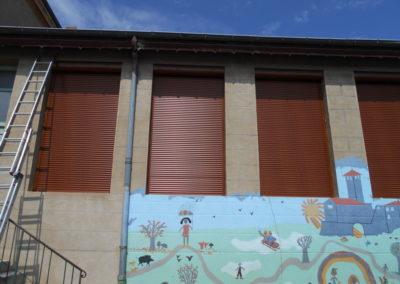 4 volets roulants pour fenêtres - Lapendry
