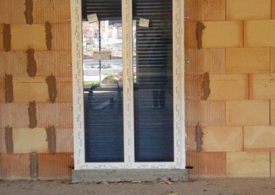 Pose d'une baie vitrée à Seniorland - Lapendry & Qualibat