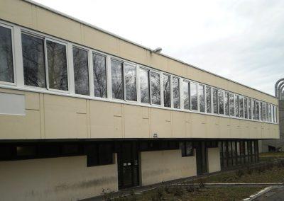 Fenêtres aluminium - Lapendry