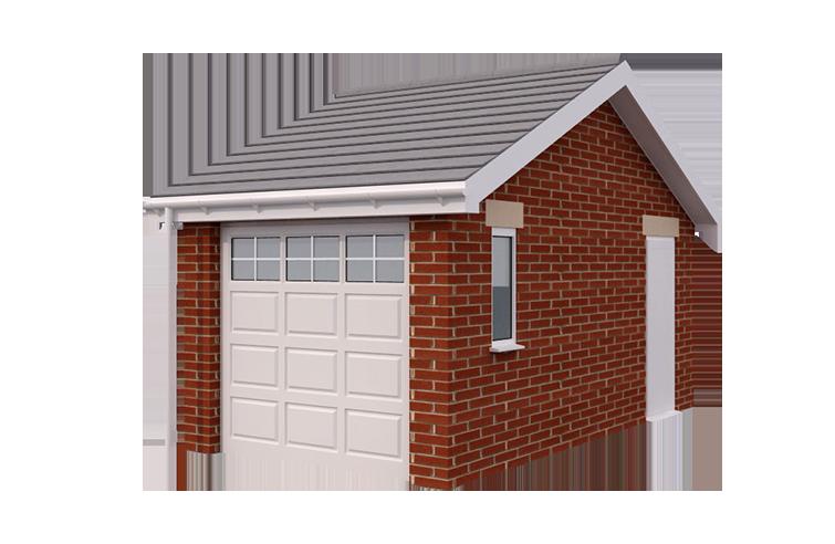 Portes de garage - Lapendry