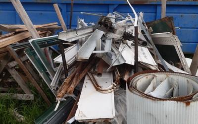 Lapendry menuiserie gère l'ensemble des déchets liés à ses chantiers